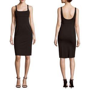 DVF Bridget Sleeveless Midi Dress